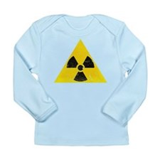 Vintage Radioactive Long Sleeve Infant T-Shirt