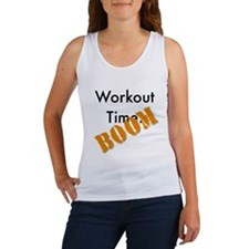Workout Time! Women's Tank Top