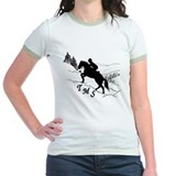 Endurance Jr./Ladies Ringer T-Shirt