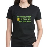 My favorite child furry four legs Tee