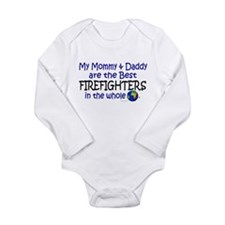 Best Firefighters In The World Body Suit