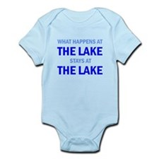 What happens at the lake stays at the lake Infant
