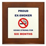 Proud Ex-Smoker  Going Strong For Six Months Fram