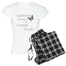 Cheer Leader pajamas