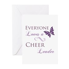 Cheer Leader Greeting Cards (Pk of 20)