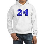 Twenty-four Hooded Sweatshirt