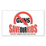 Save Our Kids Decal