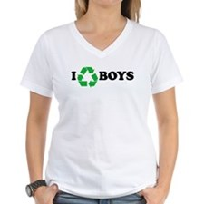 I Recycle Boys Shirt