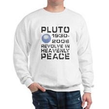 Pluto Revolve In Heavenly Peace Sweatshirt