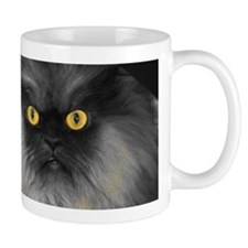 Colonel Meow's yellow eyes Mug