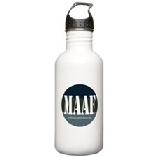 MAAF logo Water Bottle