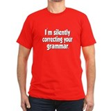 Im Silently Correcting Your Grammar. T
