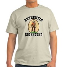 Authentic Rockhound T-Shirt
