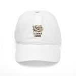 Scorkie Dog Dad Cap