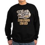 Sharbo Dog Dad Sweatshirt (dark)