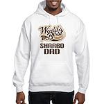 Sharbo Dog Dad Hooded Sweatshirt
