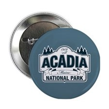 "Acadia National Park 2.25"" Button (10 pack)"