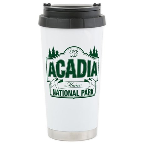 Acadia National Park Ceramic Travel Mug