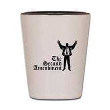 The Second Amendment Shot Glass