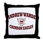Andrew Warde High School Throw Pillow