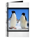Funny Penguin Journal