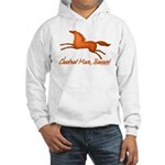 chestnut mare horse apparel Hooded Sweatshirt