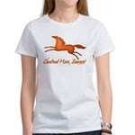 chestnut mare horse apparel Women's T-Shirt