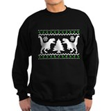 FUNNY! Ugly Holiday T-Rex Sweater Jumper Sweater
