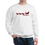 Cute Scottie christmas Sweatshirt