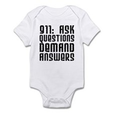 911: Demand Answers Infant Bodysuit