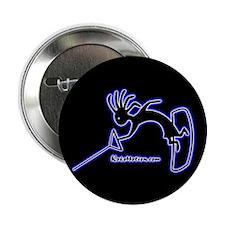 "Kokopelli Wakeboarder 2.25"" Button (100 pack)"
