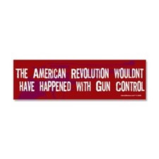 America Wouldnt Have Happened Car Magnet 10 x 3