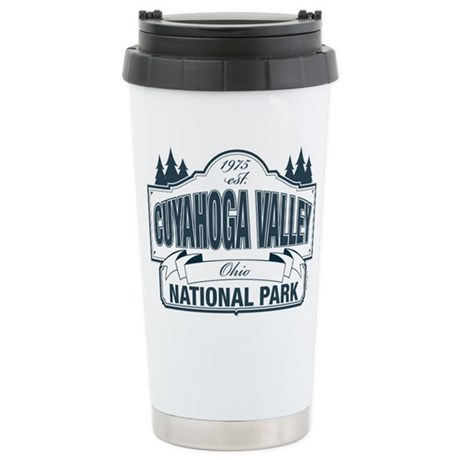 Cuyahoga Valley National Park Ceramic Travel Mug