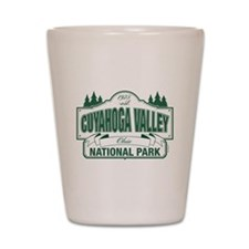 Cuyahoga Valley National Park Shot Glass