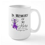 In Memory Alzheimers Large Mug