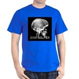 Disc Golf on Brain 200dpi T-Shirt