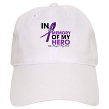 Alzheimer Disease In Memory Baseball Cap