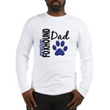 American Foxhound Dad 2 Long Sleeve T-Shirt