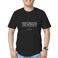 Historians are prophets T