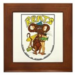 RRATS March AFB Framed Tile