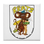 RRATS March AFB Tile Coaster