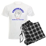 Phrenology head Pajamas