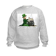 Unique Irish luck Sweatshirt