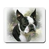 Boston terrier Classic Mousepad