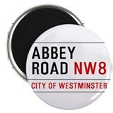 Abbey Road NW8 Magnet