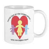 Cute Care for people Mug