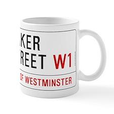 Baker Street W1 Mug