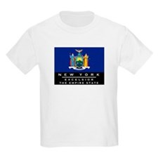 New York State Flag T-Shirt