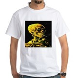 Smoking Skull van Gogh 1853-1 Shirt
