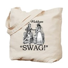 Mr Wickham Swag Tote Bag